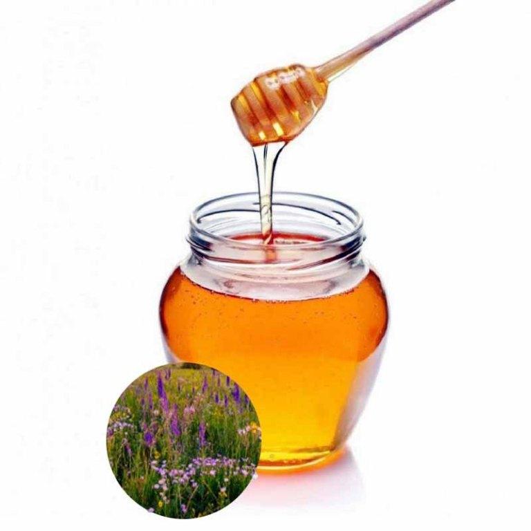 цветочный-мёд