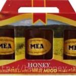 подарок с мёдом